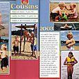 6 cousins