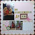 An Inspiration at 90