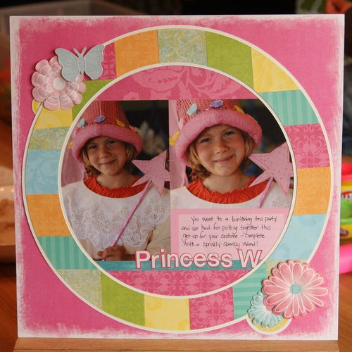 Spring Catalog - Palette - Sharyn - Layout - princess