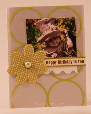 World card making day 038