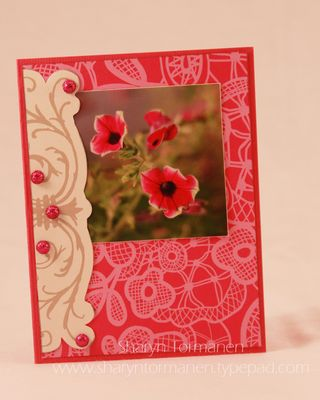 World card making day 041
