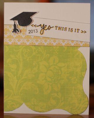 Studio AE Graduation Card