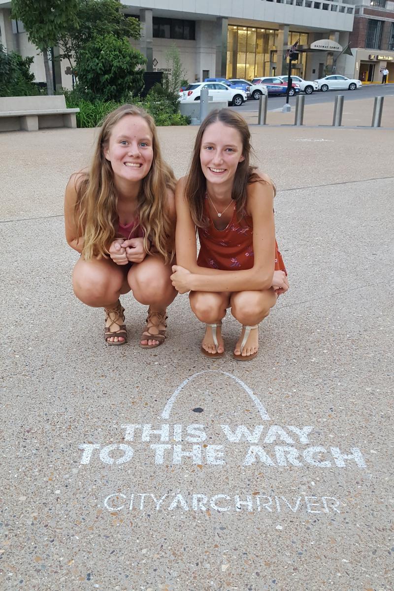 Arch walk