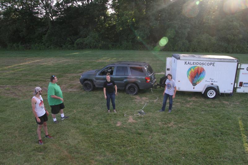 Ballooning I flew 014