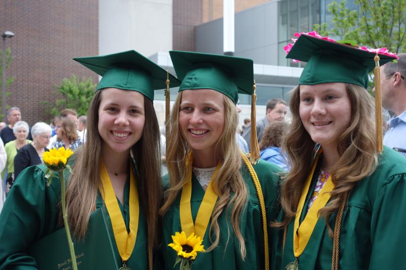 Graduation 195