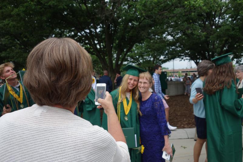 Graduation 219