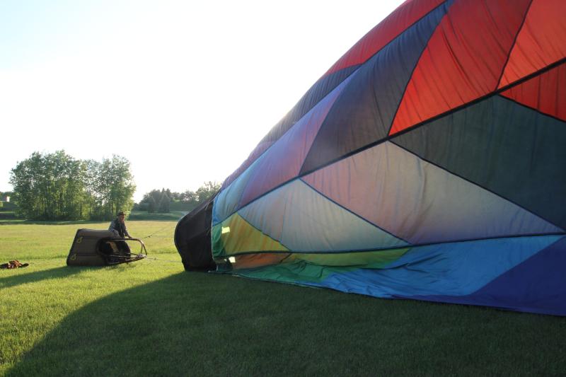 Ballooning I flew 089