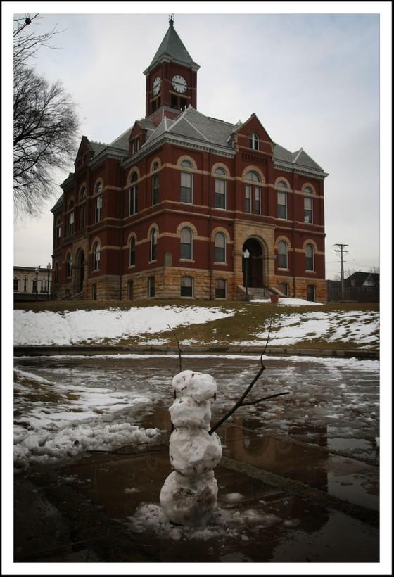 Wet_snowman